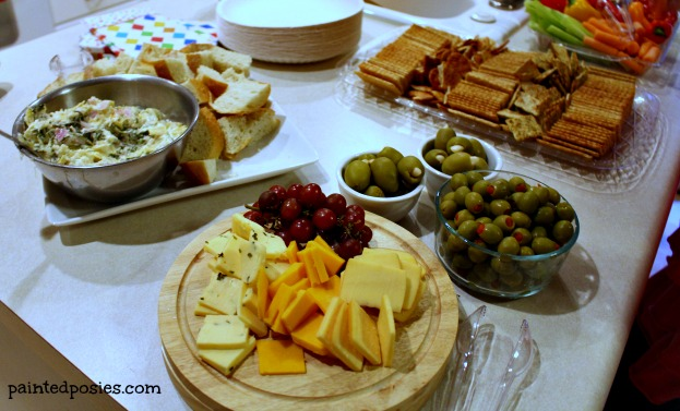 Heavy Appetizers Party Food