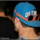 Wandering Eye Wednesday Detroit Lions Hat with Orange Sunglasses