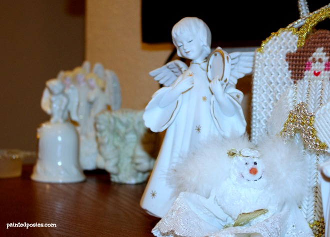 Christmas Decorations Angels 2 December 2014