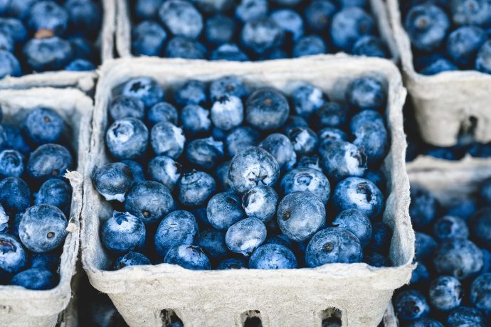 blueberries by veeterzy unsplash.com