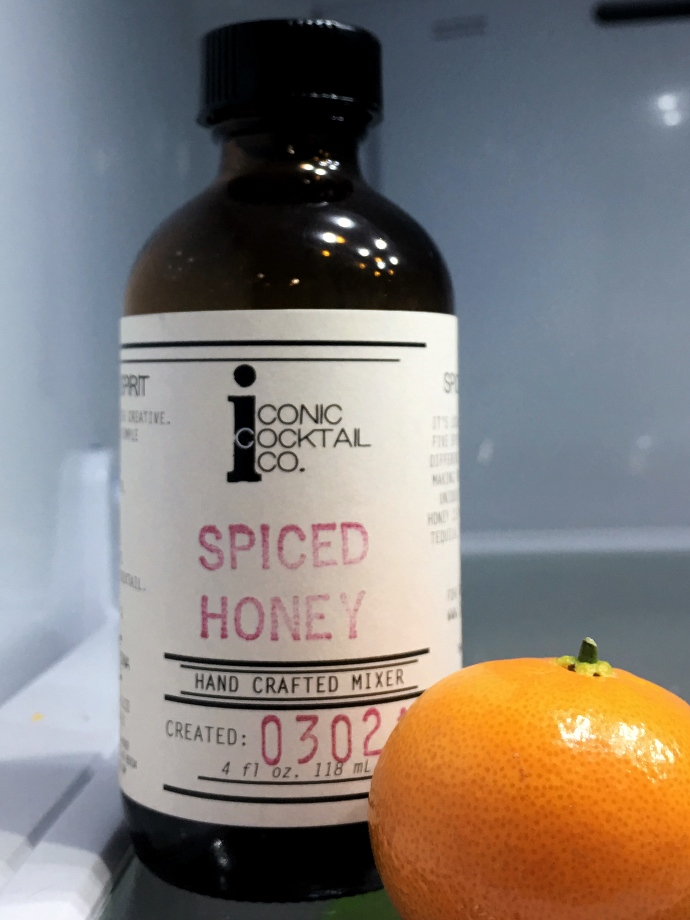 Iconic Cocktail Co Spiced Honey